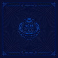 【輸入盤】1stALBUM:ANGELS'KNOCK(Bver.)[AOA(Korea)]
