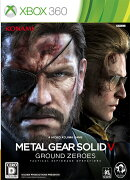 METAL GEAR SOLID 5 GROUND ZEROES Xbox360版