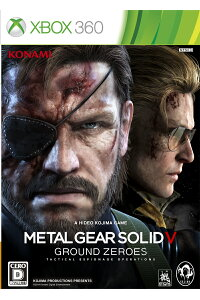 METALGEARSOLID5GROUNDZEROESXbox360版
