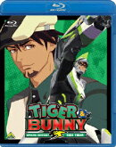 TIGER & BUNNY SPECIAL EDITION SIDE TIGER【Blu-ray】