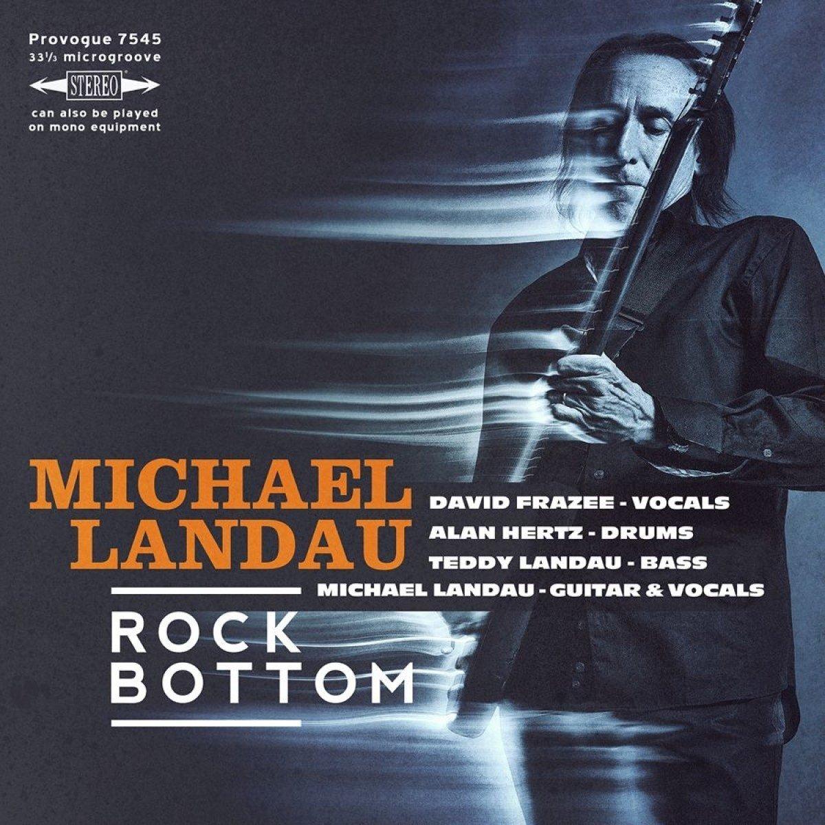 【輸入盤】ロック・ボトム [ Michael Landau (マイケル・ランドウ) ]