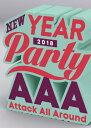 AAA NEW YEAR PARTY 2018(スマプラ対応)【Blu-ray】 [ AAA ]