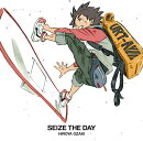 SEIZE THE DAY (初回限定盤 CD+DVD)
