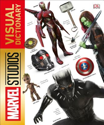 MARVEL STUDIOS VISUAL DICTIONARY(H) [ . ]