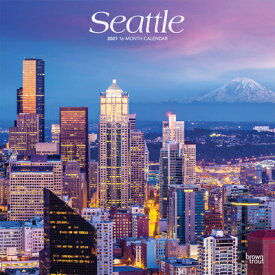 Seattle 2021 Square SEATTLE 2021 SQUARE [ Browntrout ]