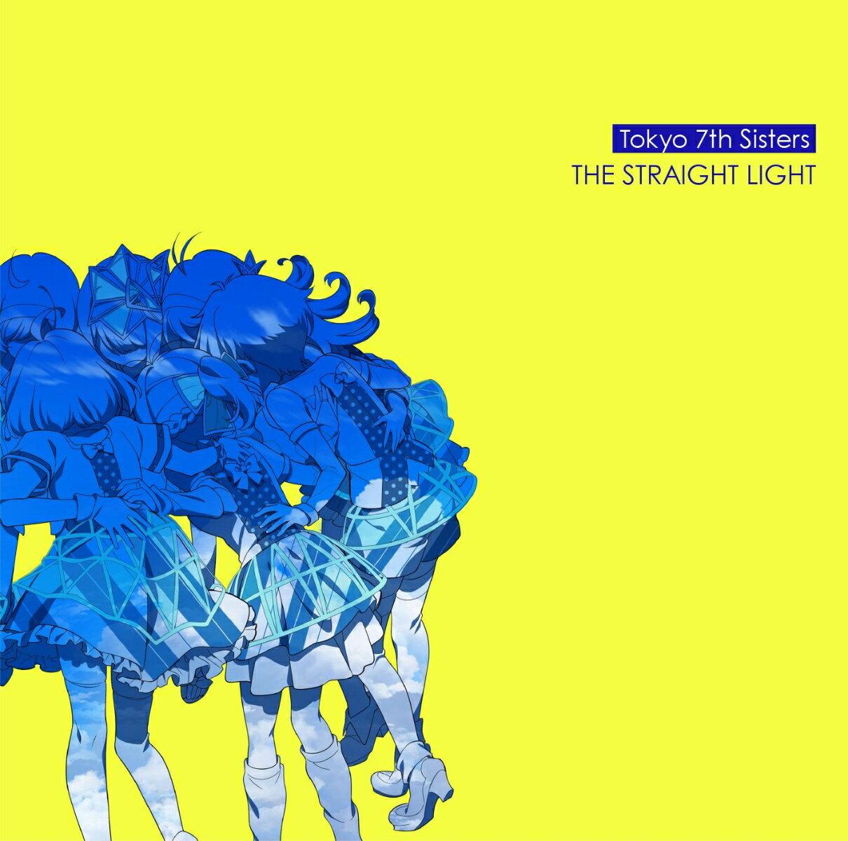 THE STRAIGHT LIGHT (通常盤 2CD) [ Tokyo 7th シスターズ ]