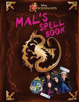 DESCENDANTS:MAL'S SPELL BOOK(H) [ . ]
