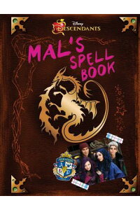 Descendants:Mal'sSpellBook[DisneyBookGroup]