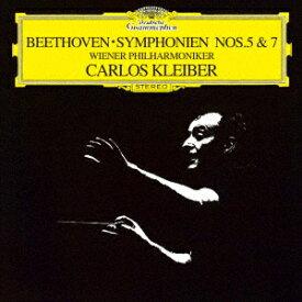 ベートーヴェン:交響曲第5番≪運命≫・第7番 [ カルロス・クライバー ]