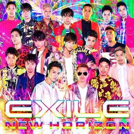 NEW HORIZON (CD+2DVD) [ EXILE ]