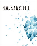 FINAL FANTASY I II III Original Soundtrack Revival Disc(映像付サントラ/Blu-ray Disc Music)