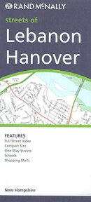 Streets of Lebanon/Hanover, New Hampshire