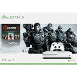 【予約】Xbox One S 1 TB (Gears 5 同梱版)