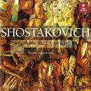 ショスタコーヴィチ:弦楽四重奏曲第2、3、7、8&12番