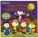 Happy Halloween, Charlie Brown! [With Stickers]