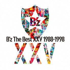 B'z The Best XXV 1988-1998(初回限定盤 2CD+DVD) [ B'z ]