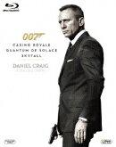 007/ダニエル・クレイグ・ブルーレイ・トリプル・コレクション【初回生産限定】【Blu-ray】
