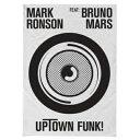 【輸入盤】Uptown Funk [ Mark Ronson ]
