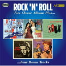 【輸入盤】Rock N Roll - Five Classic Albums Plus
