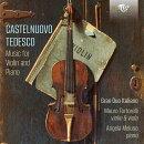 【輸入盤】ヴァイオリンとピアノのための作品集 グラン・デュオ・イタリアーノ(3CD)