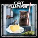 Cat Wars: I Sense a Disturbance . . . Near the Cheese