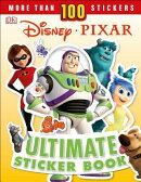 Disney Pixar Ultimate Sticker Book, New Edition