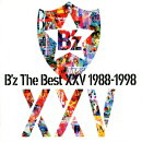B'z The Best XXV 1988-1998(2CD)