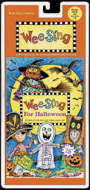 WEE SING FOR HALLOWEEN(W/CD)