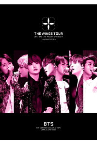 2017BTSLIVETRILOGYEPISODEIIITHEWINGSTOUR〜JAPANEDITION〜(初回限定盤)【Blu-ray】[BTS(防弾少年団)]