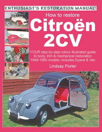 How_to_Restore_Citroen_2cv