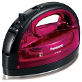Panasonic コードレススチームアイロン (ピンク) NI-WL404-P