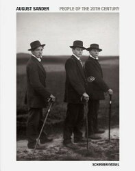 AUGUST SANDER:PEOPLE OF THE 20TH C.(H)