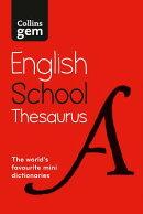 Collins School - Collins Gem School Thesaurus