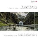 【輸入盤】遠くへの渇望〜シューベルト:歌曲集、アイスランド民謡集 ベネディクト・クリスチャンソン、アレクサン…