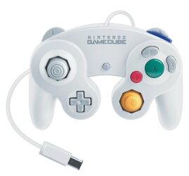 ニンテンドー ゲームキューブ コントローラ (ホワイト)