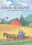 John Sloane's Four Seasons Monthly Planner