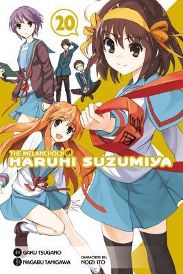 The Melancholy of Haruhi Suzumiya, Vol. 20 (Manga) MELANCHOLY OF HARUHI SUZU V20 (Melancholy of Haruhi Suzumiya) [ Nagaru Tanigawa ]
