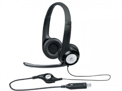 ロジクール USB ヘッドセット H390 H390