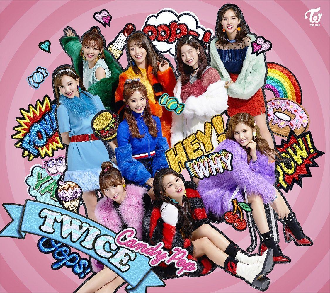 Candy Pop (初回限定盤B CD+DVD) [ TWICE ]
