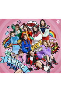 CandyPop(初回限定盤BCD+DVD)[TWICE]