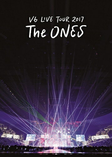 LIVE TOUR 2017 The ONES(通常盤) [ V6 ]