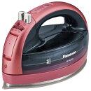 Panasonic コードレススチームアイロン (ピンク) NI-WL604-P