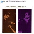 バルトーク:ピアノ協奏曲 第1番&第3番
