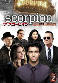 SCORPION/スコーピオン ファイナル・シーズン DVD-BOX Part2 [ エリス・ガベル ]