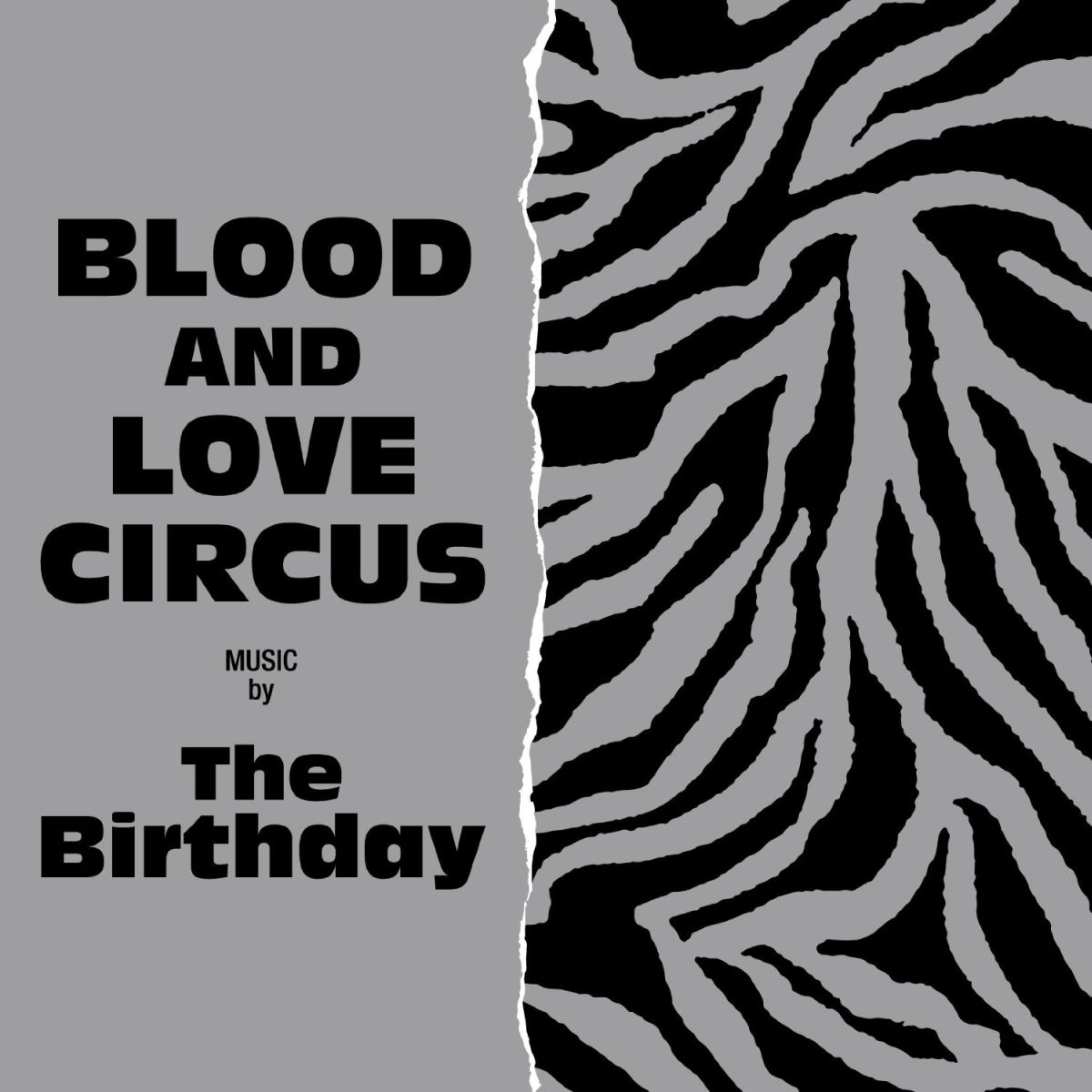 BLOOD AND LOVE CIRCUS (初回限定盤 CD+DVD) [ The Birthday ]
