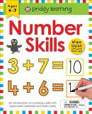 Wipe Clean Workbook: Number Skills (Enclosed Spiral Binding)
