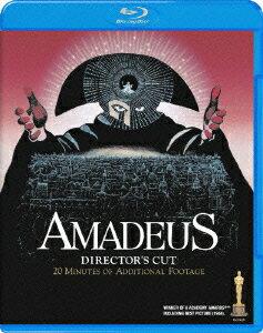 アマデウス ディレクターズカット【Blu-ray】 [ F.マーリー・エイブラハム ]