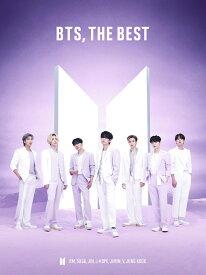 BTS, THE BEST (初回限定盤A 2CD+Blu-ray) [ BTS(防彈少年團) ]