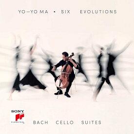 【輸入盤】無伴奏チェロ組曲全曲〜シックス・エヴォリューションズ〜 ヨーヨー・マ(2017)(2CD) [ バッハ(1685-1750) ]