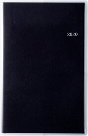 2020年度版 4月始まり No.652 T'beau(ティーズビュー) インデックス 2 ブラック 高橋書店 手帳判 (ティー)